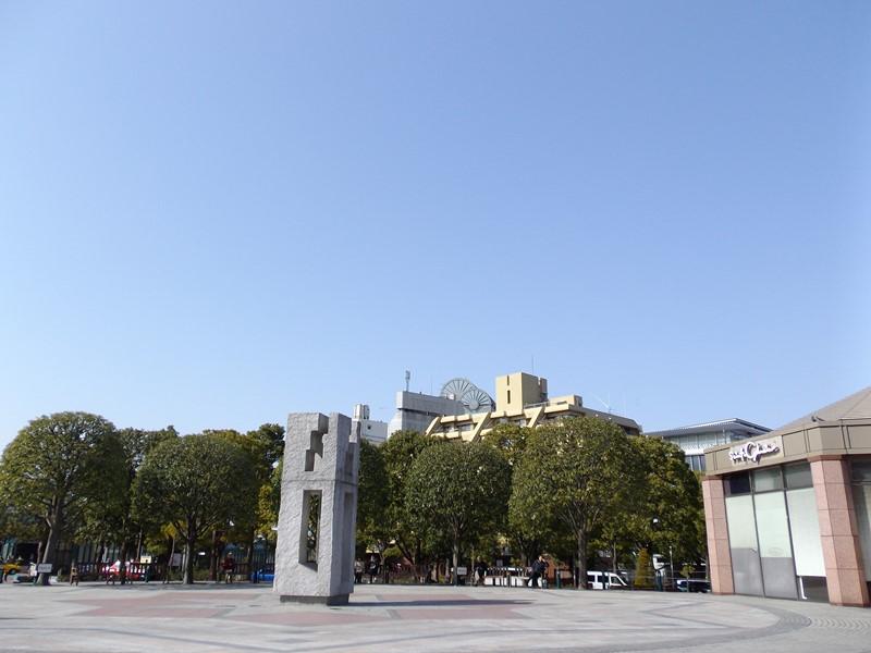 恵比寿ガーデンプレイス広場