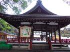 大宮、氷川神社、初詣の前の風景( New Year's Eve)