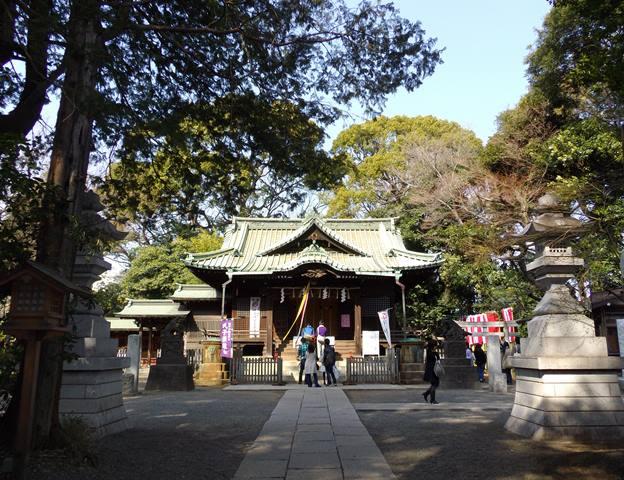 代々木八幡神社