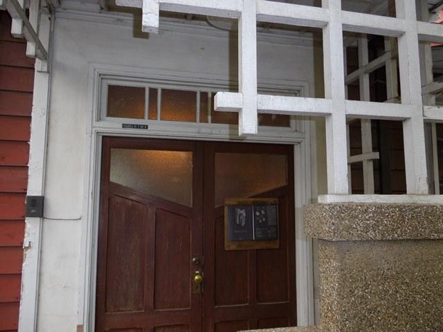 洋館、玄関