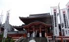 名古屋の大須観音と、行けなかった骨董市について