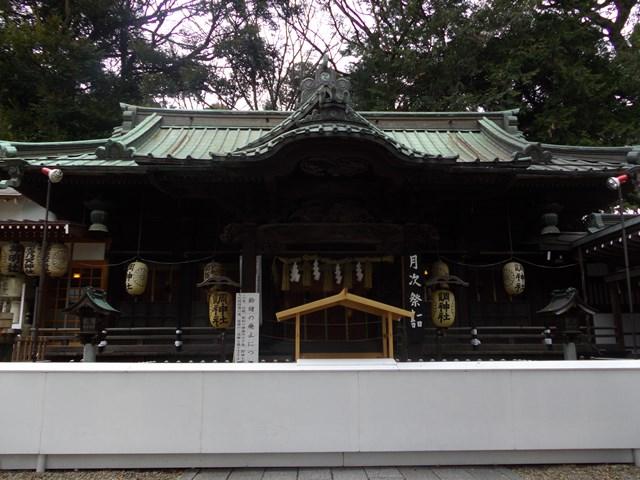つきのみや神社