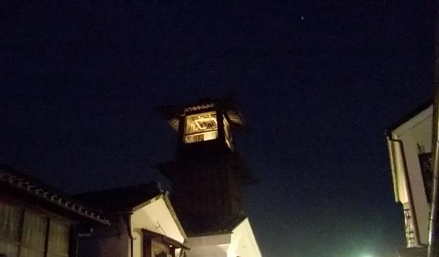 時の鐘、蔵造り