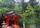 13日は、箱根の九頭龍神社本宮の月次祭(つきなみさい)ですが。