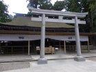鹿島神宮への旅、香取神宮から電車に乗って