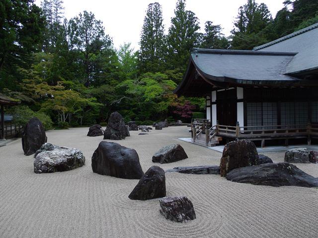 金剛峯寺の全景