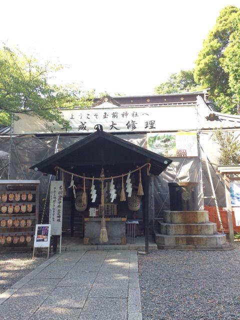 玉前神社拝殿