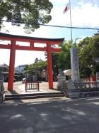 玉前神社(上総一ノ宮)とレイライン