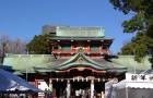富岡八幡宮に行ってみたー開運、白羽の矢は?