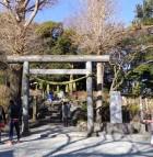 葛原岡神社と佐助稲荷神社ー鎌倉の旅