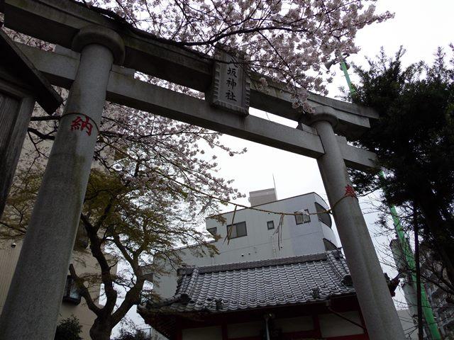我孫子市の八坂神社