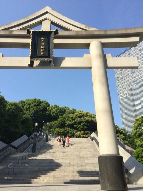 日枝神社赤坂見附