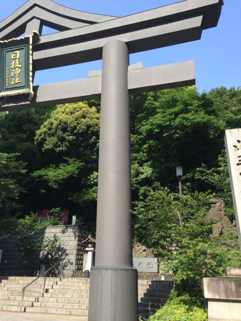 日枝神社赤坂