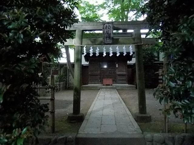 松尾神社大國魂神社