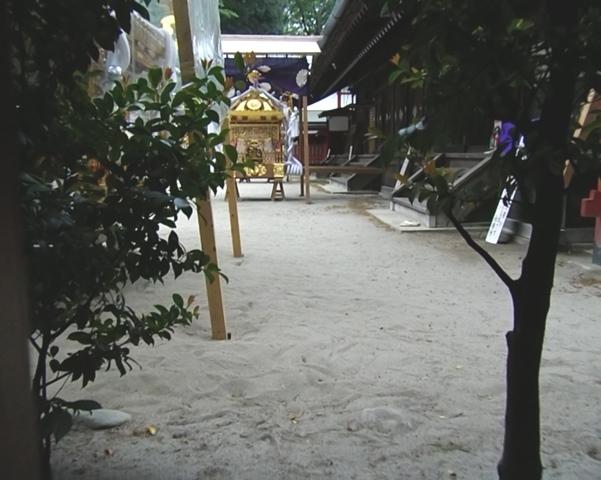 大國魂神社神輿
