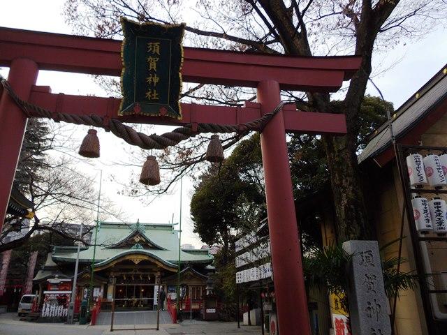 四谷の須賀神社