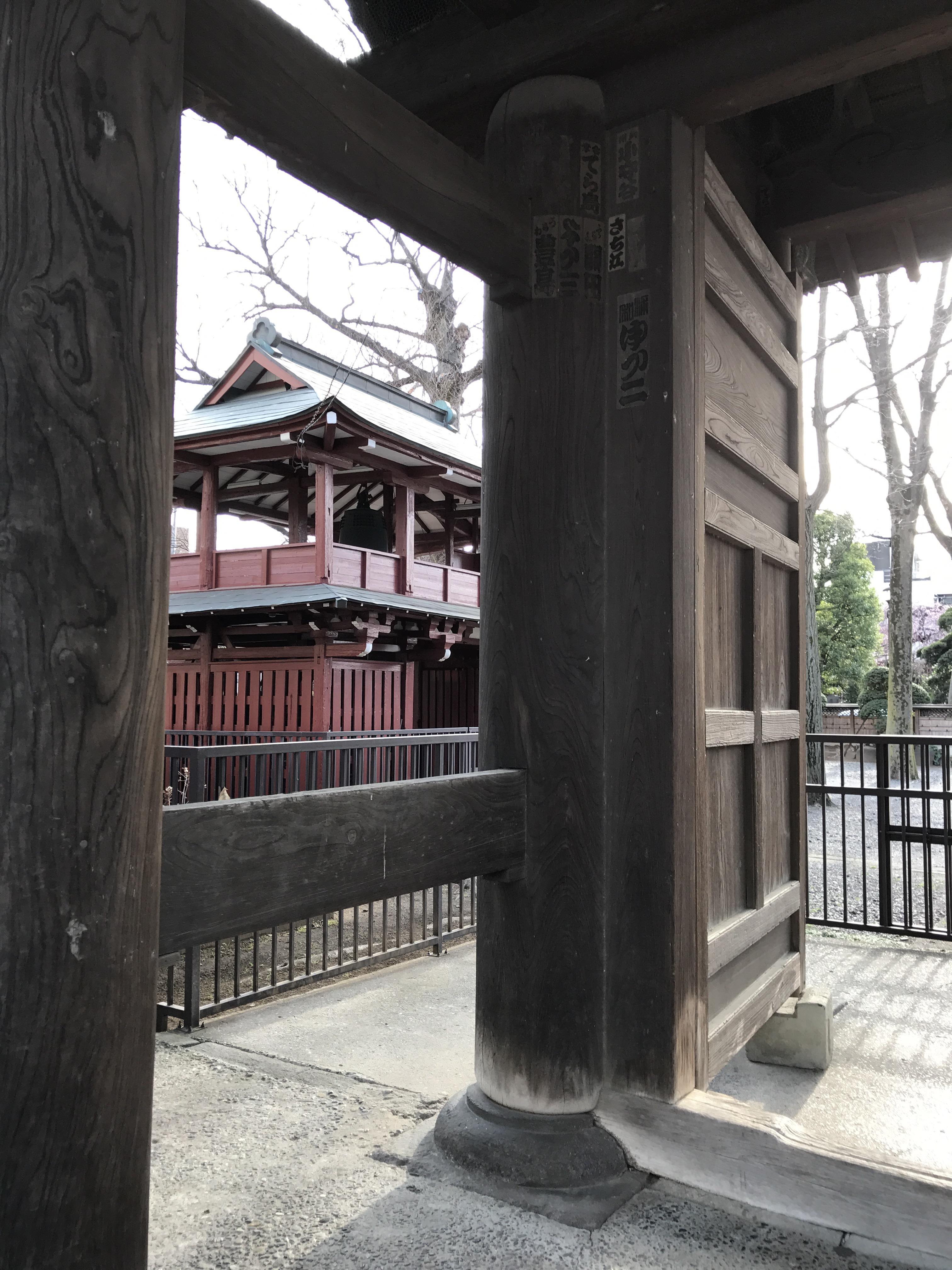 地蔵堂除夜の鐘
