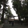 猿田彦神社と伊勢神宮の内宮へ