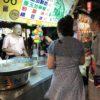 寧夏夜市でグルメ、永康路(東門)付近で買い物、松山空港など