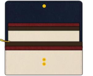 joggoレディース財布