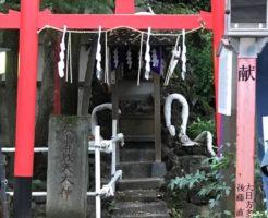 蛇窪神社の池