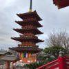 銚子電鉄の観音駅から銚子の観音様(飯沼観音)円福寺と銚子の初日の出情報も