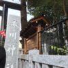 高円寺氷川神社と日本に唯一の気象神社で御朱印をいただく(初詣バージョン)