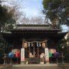 御朱印も花水舎もきれいな馬場氷川神社と近くの新座観音(神護院)