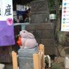 戸越八幡神社に節分の日に行ってきました