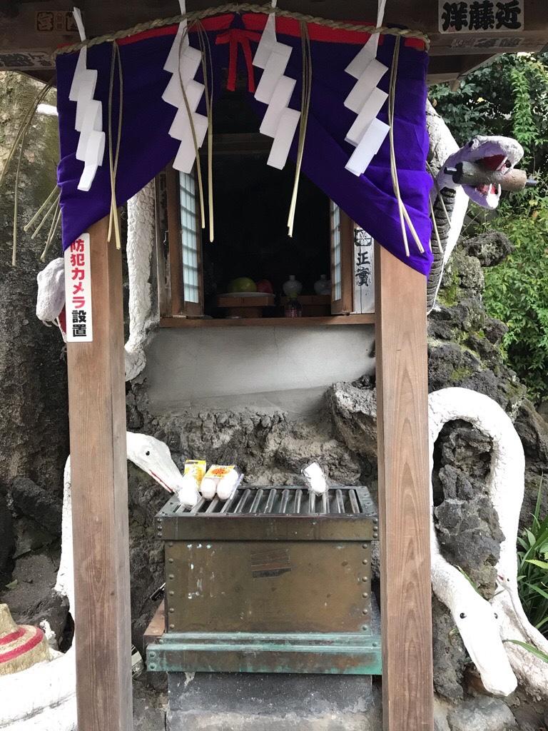 白蛇様蛇窪神社