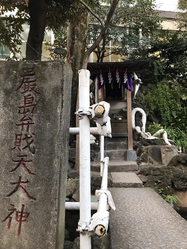 蛇窪神社の龍神様