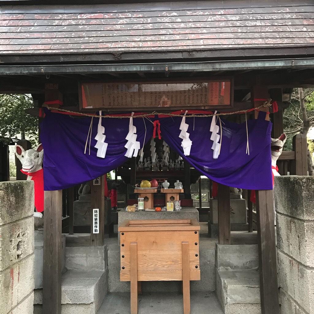 初午蛇窪神社