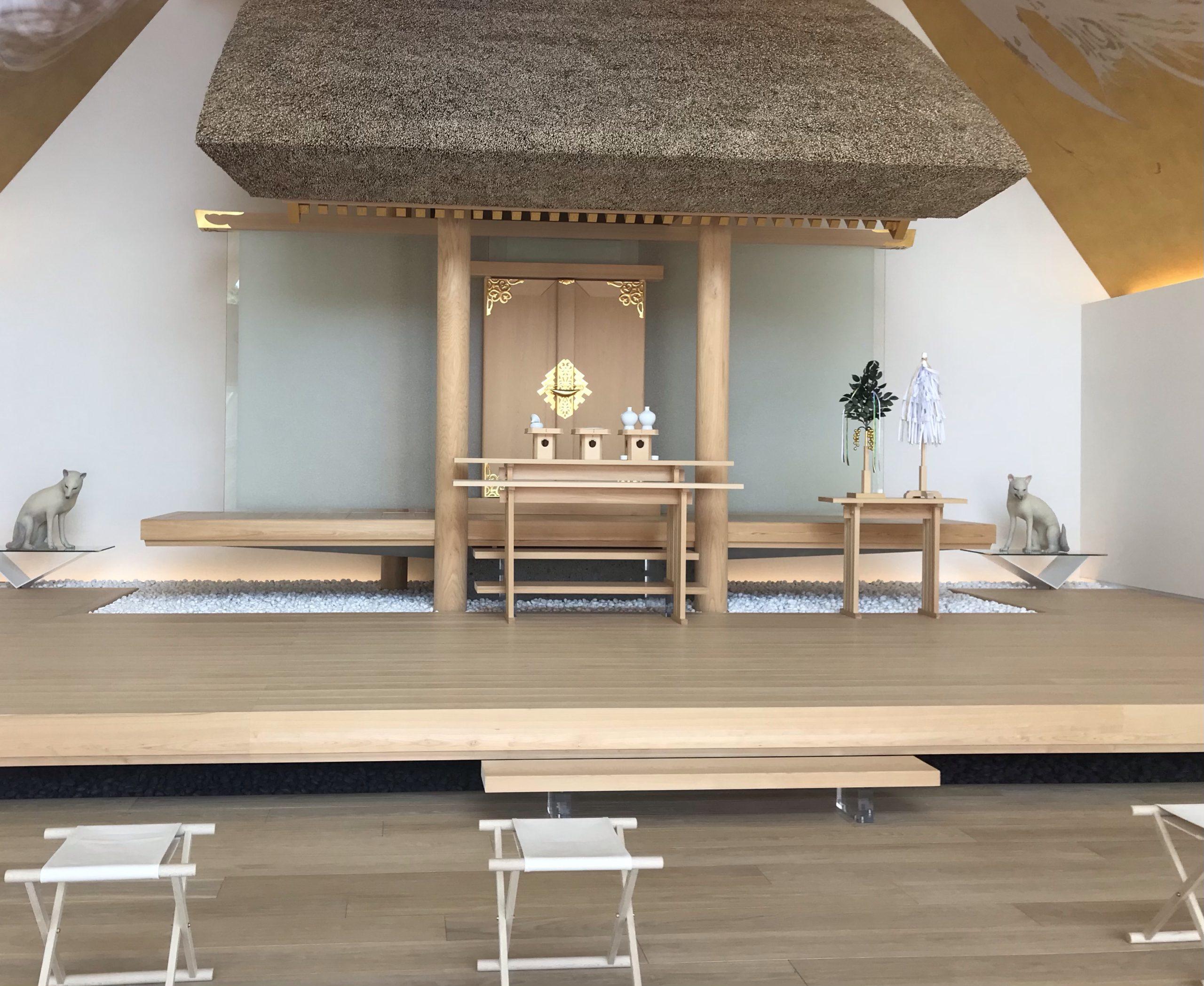 武蔵野坐令和神社の狛犬
